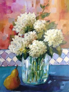 "Daily+Paintworks+-+""Best+Interest""+-+Original+Fine+Art+for+Sale+-+©+Libby+Anderson"