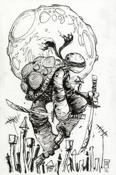 skottie young art | Art:Skottie Young