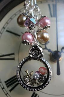 pictures of origami owl necklaces - Google Search