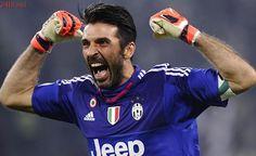 Itália e Espanha vencem e dividem a ponta em dia de milésimo jogo de Buffon