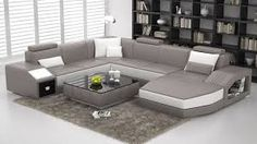 Faber Leather Sofa is made from genuine leather and is fully customisable in dimensions, colours, design and configuration. Leather Sectional Sofas, Leather Sofa, Brown Cafe, Lounge Sofa, Modular Sofa, Leather Design, Sofa Design, Seat Cushions