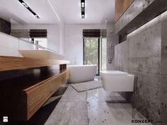 Łazienka styl Minimalistyczny - zdjęcie od KONZEPT Architekci - Łazienka - Styl…