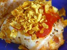 Nacho-rific Stuffed Chicken 40g of protein