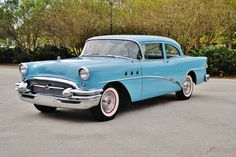 '55 Buick : Other Coupe