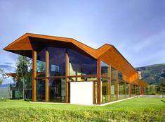 Geothermal-powered Wildcat Ridge Residence boasts breathtaking views of Aspen, Colorado | Inhabitat - Sustainable Design Innovation, Eco Architecture, Green Building