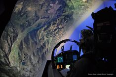 F/A-18 Tactical Operational Flight Trainer - L-3 Link Simulation ...