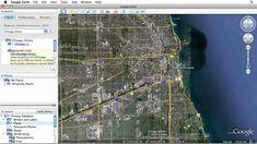 Learn Google Earth: Navigation