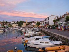Malinska, Kroatien - Urlaub Informationen