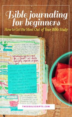 Bible Journaling for Beginners: How to Get The Most Out of Your Bible Study How to Study the Bible