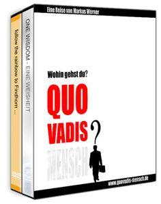 Ein Set aus zwei DVD