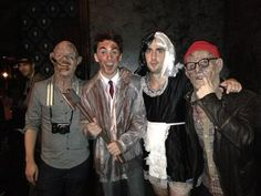 ah, Jack. well someone had to dress like a girl XD