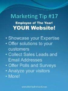Websites: Your Most Valuable Employee! Bet you never knew... http://bizfinderlocal.com/websites-your-most-valuable-employee
