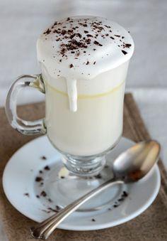 Délicieuse préparation de chocolat blanc en poudre Whittard of Chelsea
