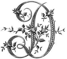GIFS DE ABECEDARIOS Y LETRAS: Abecedario vintage Embroidery Monogram, Embroidery Patterns, Hand Embroidery, Sewing Patterns, Alphabet Symbols, Alphabet Stencils, French Alphabet, Alphabet Wallpaper, Letter Art