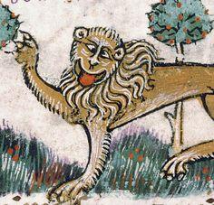 lionDecretum Gratiani with the commentary of Bartolomeo da Brescia, Toulouse ca. 1340-1350Avignon, Bibliothèque municipale, ms. 659, fol. 2r
