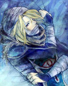 シーク by 雑草@人生無理ゲー (Legend of Zelda Fanart)