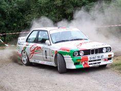 BMW 3 Series E30 Bmw E30, Bmw 3 Series, Rally Car, Garage, Racing, Group, Cars, Classic, Rally