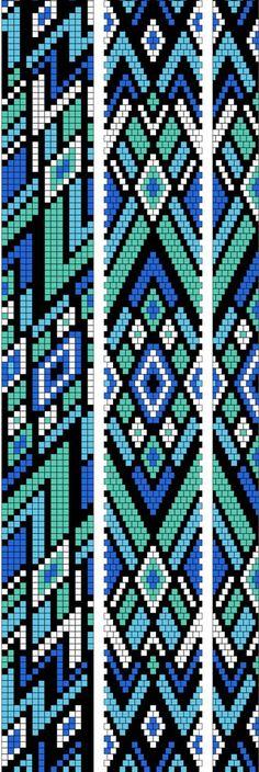 free printable seed bead patterns