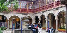 LISA! Sprachreisen Spanisch lernen in Peru freundliche Atmosphäre Minigruppen- Sprachkurse Konversationen in Südamerika