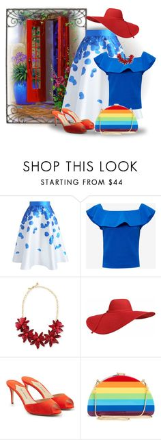"""Work Wear / Summer"" by ganing on Polyvore featuring мода, Chicwish, Ted Baker, Kate Spade, Paul Andrew, Milly, WorkWear, Dailylook, moods и officelook"