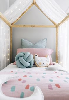 Best kids room for girls pink