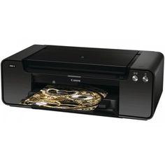 PROMO CANON Pixma Pro-1 Stampante Fotografica Inkjet Colori A3 2.92 Ppm Usb Ethernet €613
