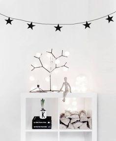 Scandinavian Christmas Decorations - Modern Interior Design