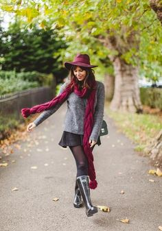 30 Stylish Outfits to Copy for Thanksgiving Dinner | StyleCaster