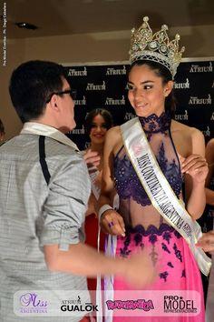 Aldana Escalante - Miss Teen Continental Argentina 2014