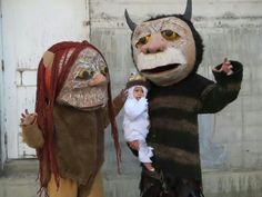 diy halloween costume where the wild things arekw max carol - Max Halloween Costume Where The Wild Things Are