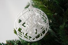 Ho ho ho….New Challenge: Christmas Ornaments! | i.materialise 3D Printing Service Blog - watch us make the future (feel free to join in)
