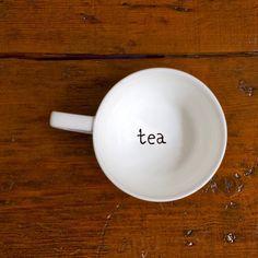 for casita: té y café