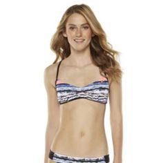 Nike Tie-Dyed Racerback Bikini Top - Women's