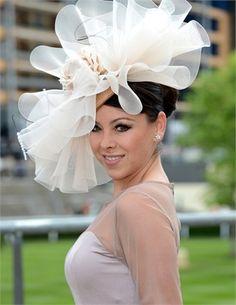 Royal Ascot 2012 - Day 2 - Lisa Scott-lee