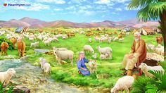 Although Job underwent satan's affliction, he received the eternal freedom and release and received the right that he could be forever free from satan's corruption,.... #God #Christian #Lord #Job #belief