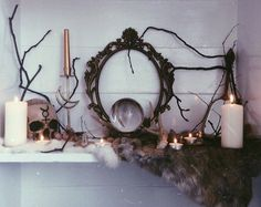 Stunning Witch Decor Ideas 02 On the off chance that you hone magic on the normal, view yourself as an innate witch, odds are you've fused some witch symbols, talismans, or images into your life.