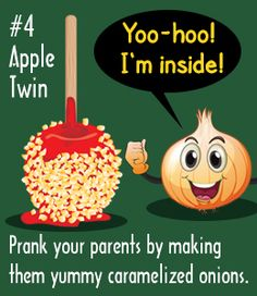15 Easy Harmless Pranks to Pull on Your Parents