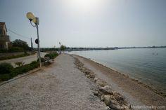 Wunderschöner Strand im Stadtteil Puntamika...
