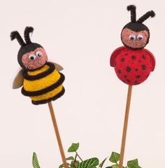 Ladybug Craft Do It Yourself Kids Projects
