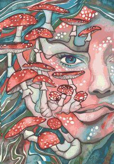 I am energy. I am galactic. I am psychedelic. ॐ