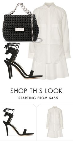 """""""Untitled #3648"""" by beatrizvilar ❤ liked on Polyvore featuring Charlotte Olympia, 10 Crosby Derek Lam and STELLA McCARTNEY"""