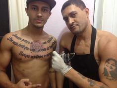 tattoo , nossa arte