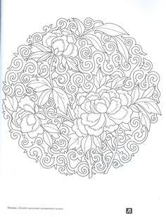 Иллюстрация 10 из 23 для Удивительный Китай. Раскраски, поднимающие настроение | Лабиринт - книги. Источник: Яровая Ирина Mandala Coloring, Colouring Pages, Coloring Sheets, Coloring Books, Mandala Drawing, Mandala Painting, Fabric Painting, Doodle Pages, Mandala Stencils