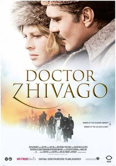 Doctor Zhivago... I enjoy watching this on cold, overcast days when I can curl up in the blankets with a nice cup of tea.