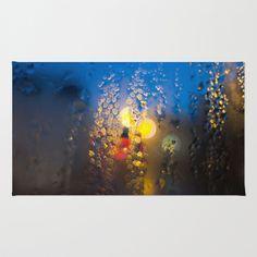 Condensation 90 - Sayonara Area & Throw Rug by Pete Edmunds - $28.00