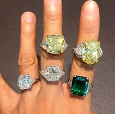 Graff diamond rings