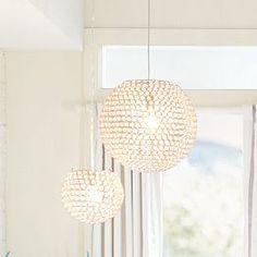 ceiling lights ceiling light fixtures ceiling lighting pbteen capiz lighting fixtures