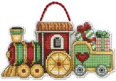 Resultado de imagem para jingle bells cross stitch motif pattern