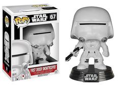 Star Wars: The Force Awakens Funko Pop! - First Order Snowtrooper