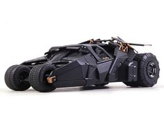 Batmobile Batman The Brave and the Bold animated series 1:43 Ixo Altaya Model